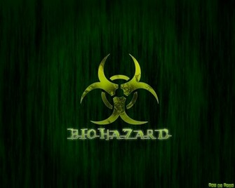 Green Biohazard Wallpaper 1280x1024 Green Biohazard