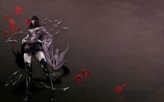 Afro Samurai Katana Female Girl Sexy Anime HD Wallpaper Backgrounds