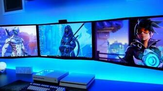 How To Complete The Ultimate Gaming Setup 2018   Wallpaper Engine