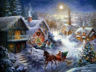 christmas winter desktop wallpaper   wwwwallpapers in hdcom