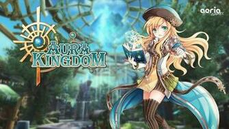 Aura Kingdom wallpaper 1