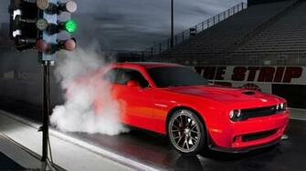 2015 Dodge Challenger SRT Burnout Wallpaper HD Car Wallpapers