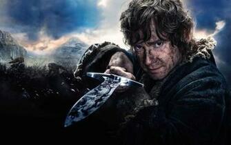 Bilbo Baggins in Hobbit 3 Wallpapers HD Wallpapers