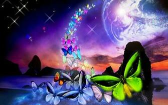 Colorful Butterfly Backgrounds 8 Background Wallpaper Wallpaper
