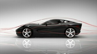 Corvette Mallett Super Car Wallpapers HD Wallpapers