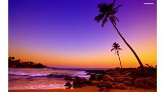Caribbean Island Sunset Images amp Pictures   Becuo