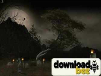 Halloween Tree Animated Wallpaper software Halloween Tree Animated
