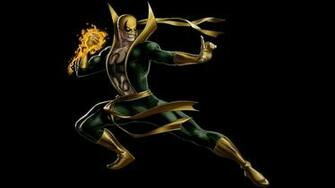 Download Daniel Rand As Iron Fist Comic HD Wallpaper Search more