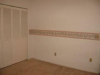 Cherry wood crown molding wallpaper border janet2B2