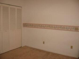 Cherry wood crown molding wallpaper border janet2B2