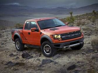 2008 Ford F 150 Raptor SVT 4x4 truck offroad wallpaper background