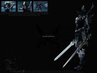 Photo Home Lineage 2 Blade Dancer   Lineage2 wallpaper
