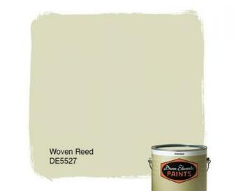 Dunn Edwards Paints paint color Woven Reed DE5527 Click for a