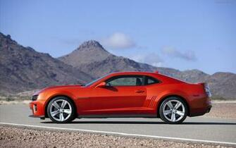 Chevrolet Camaro ZL1 2012 Widescreen Exotic Car Wallpapers