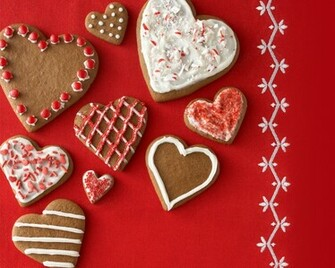 cookies valentines day wallpaper for desktop