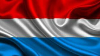 Photos Luxembourg Flag Stripes 1920x1080