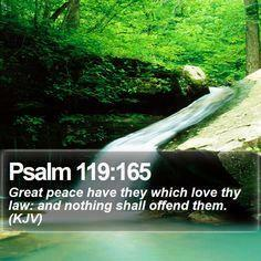 Psalm 119125 I am thy servant give me understanding