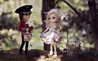 Couple of Dolls   Wallpaper High Definition High Quality Widescreen