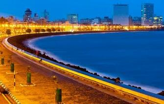 MARINE DRIVE   MUMBAI Photos Images and Wallpapers HD Images