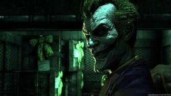 Joker Arkham Asylum Wallpaper Dc el wallpape