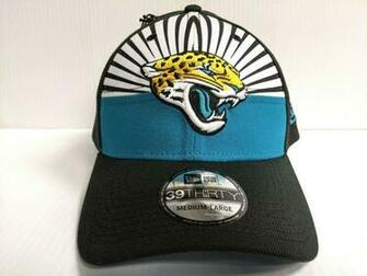 Jacksonville Jaguars Cap New Era 39Thirty Stretch 2019 On Stage
