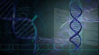 DNA Wallpaper by Not Normal Products
