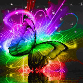 Colored Butterfly on Water Live Wallpaper Kindle Fire Apps