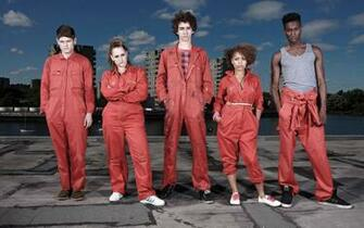 Misfits TV Shows HD Wallpapers Desktop Backgrounds Mobile