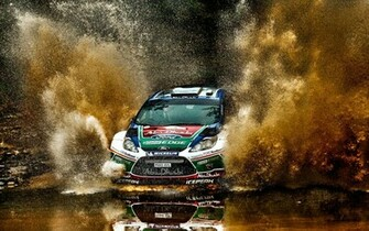 Daily Wallpaper WRC Ford Focus I Like To Waste My Time