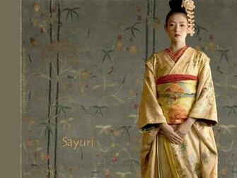 Sayuri   Memoirs of a Geisha Wallpaper 10958779