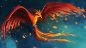 Fantasy Phoenix Wallpaper 2 Hd Wallpaper   Hivewallpapercom
