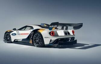 Wallpaper Ford Ford GT rear view Mk II 2019 images for desktop