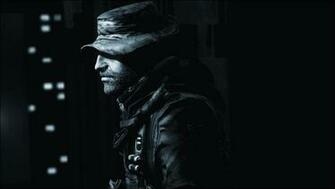 Call Of Duty Captain Price HD Wallpaper GamePhD
