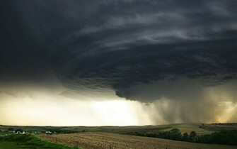 Tornado Storm Wallpaper HD wallpaper background