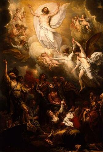 Pics Photos   Wallpaper Resurrection Ascension Of Jesus
