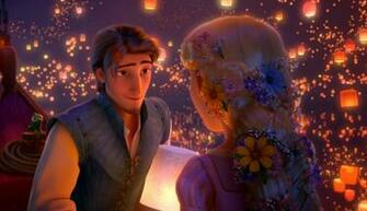 Rapunzel and Flynn love Wallpaper HD Wallpapers Disney Movies