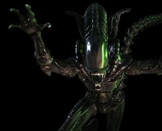 Alien Wallpaper by Lordstrscream94