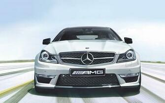Cars mercedes benz c63 amg wallpaper