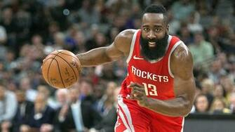 NBA awards 2018 James Harden wins first career MVP award