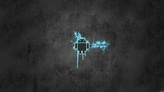 Related Wallpaper for Android Wallpaper Blue Abstract