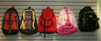 Back to School A Brief History of the Backpack Time