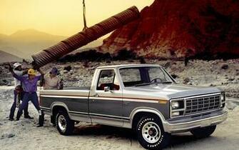 1980 Ford F 150 wallpaper 19523