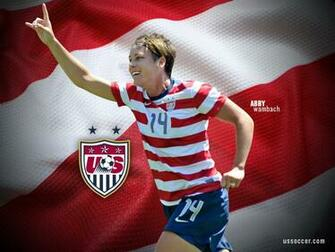 Abby Wambach Soccer Quotes Soc Wnt 2012Wallpaper 1600X1200 Abby