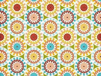 Scrapbook Art Paper Patterns Summer Fun   Art Paper Patterns Fun