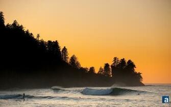 adventure journal Wallpaper Wednesday Pacific Northwest Surfing