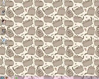 Pusheen Wallpaper Computer Everyday cute pusheen by