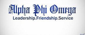 Alpha Phi Omega by 19calvin25