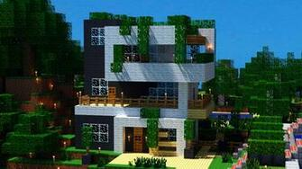 Awesome Minecraft Houses Wallpaper Awesome Minecraft