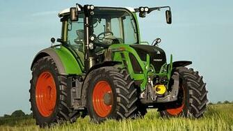 Desktop Wallpapers Agricultural machinery Tractor 2014 16 1920x1080