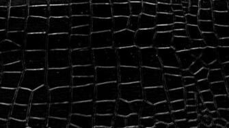 Black Alligator Skin Wallpaper Black alligator texture